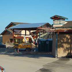 World of Disney expansion construction