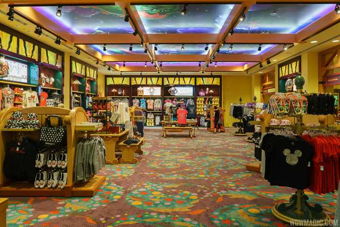 World of Disney expansion open
