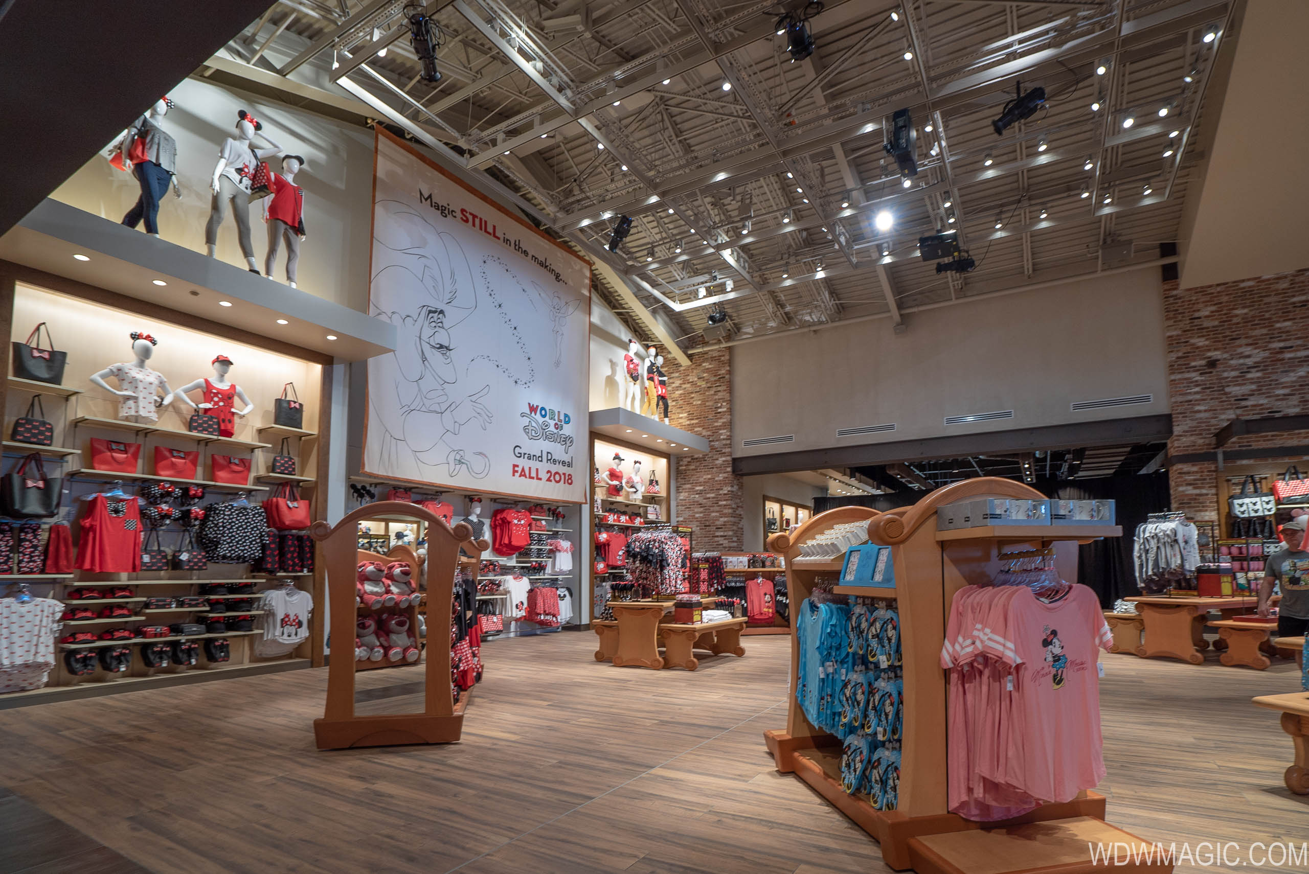 New look World of Disney - phase 1