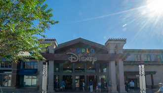 PHOTOS - Second phase of the new-look World of Disney now open