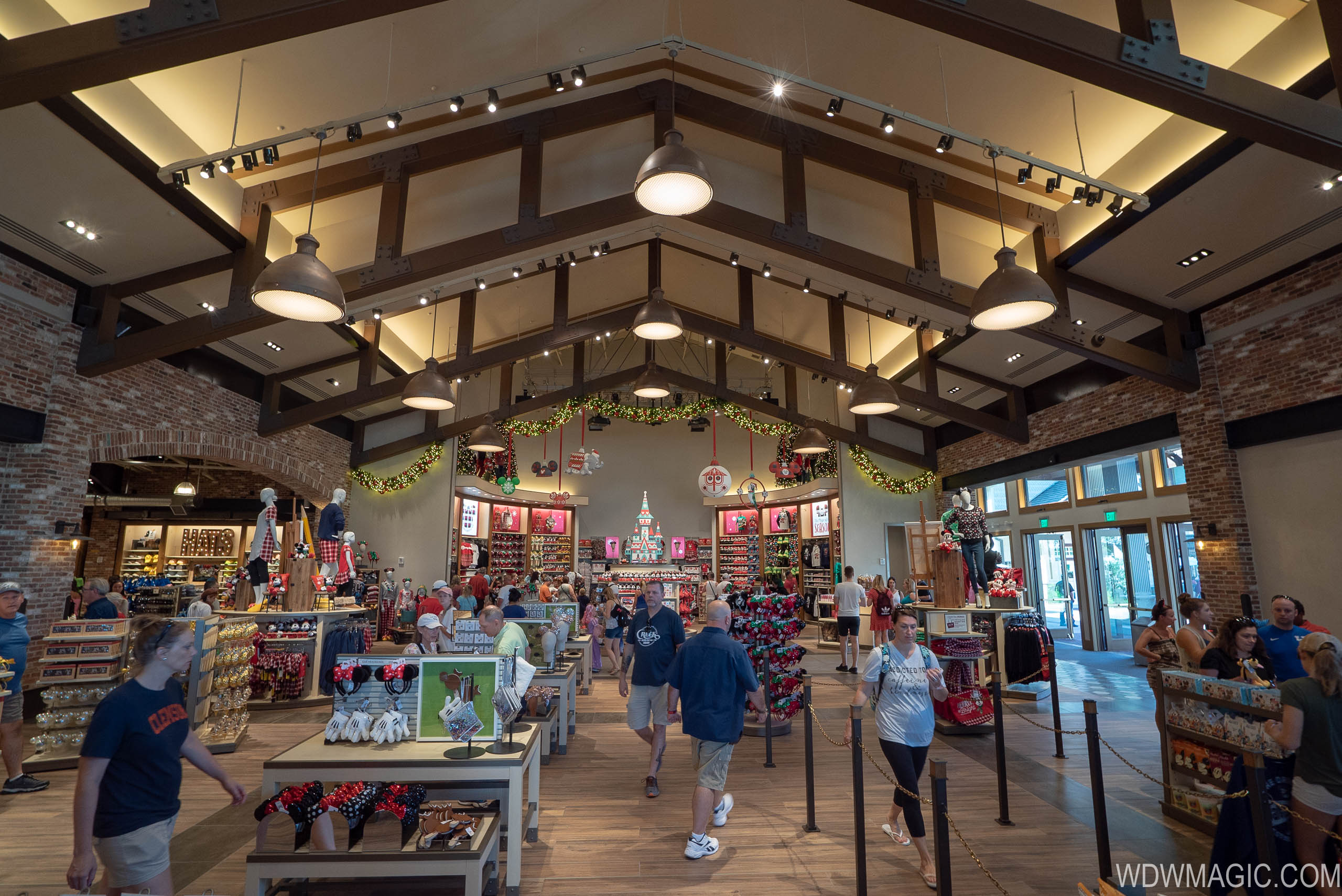New look World of Disney Phase 2