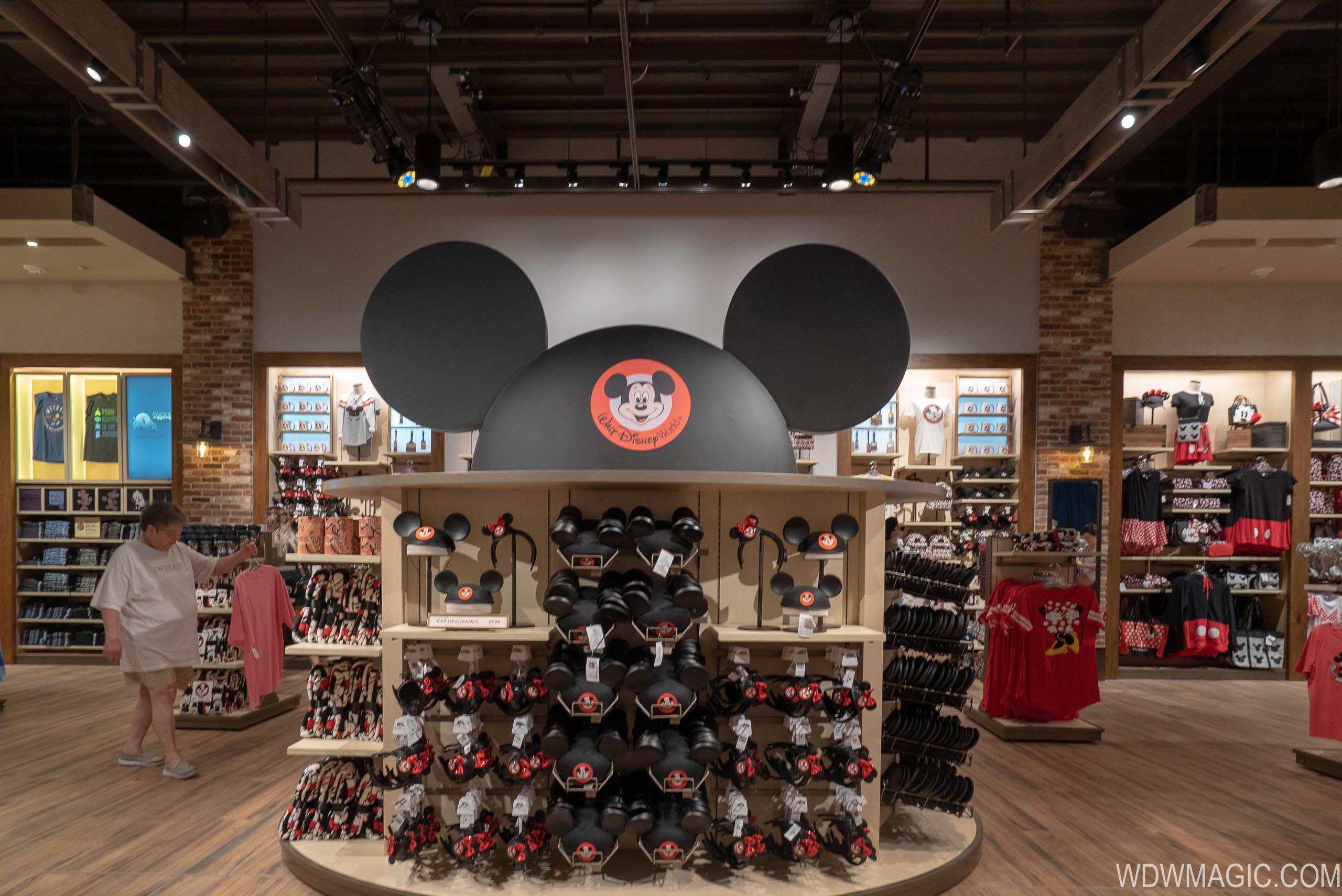 New look World of Disney Phase 2