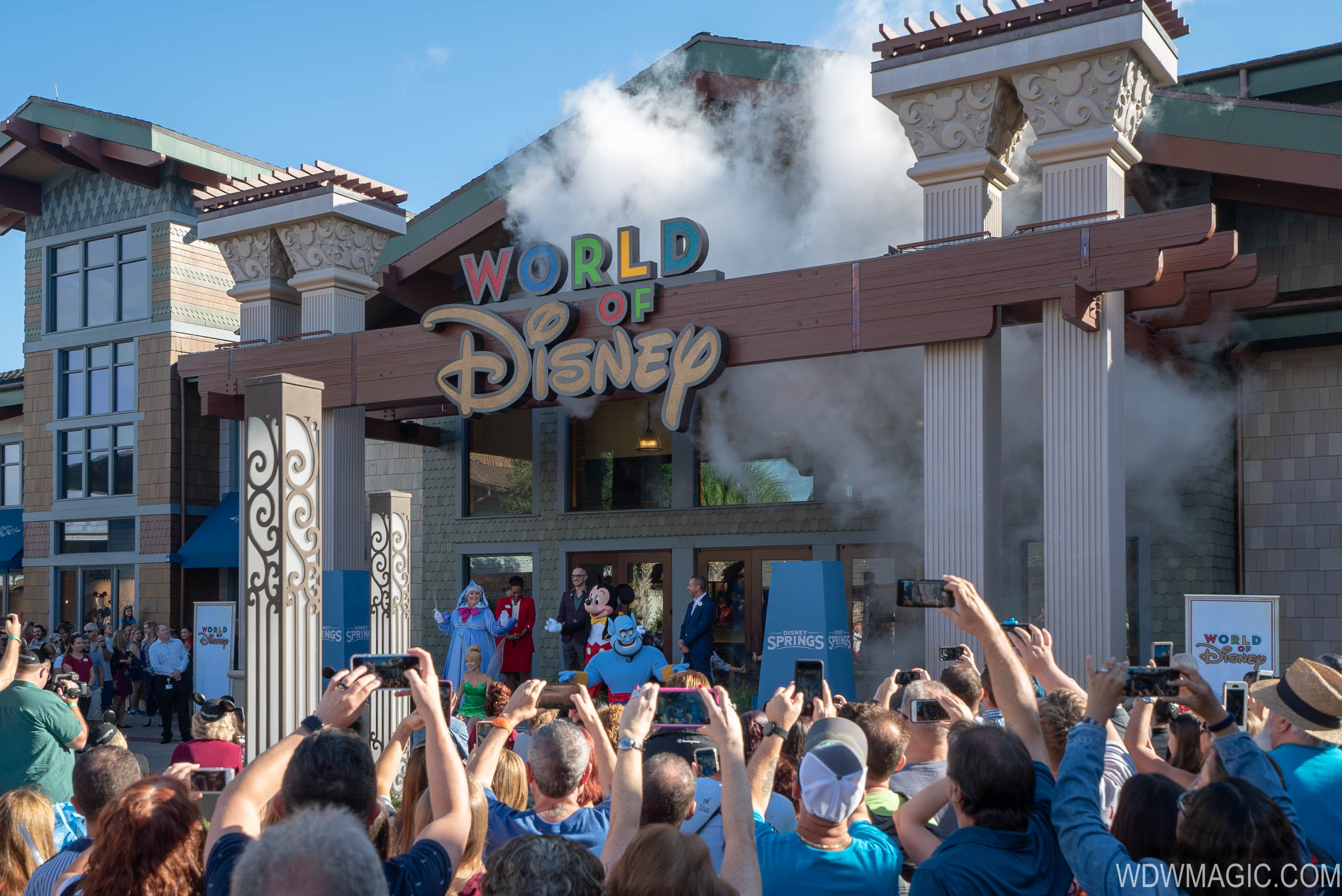 World of Disney Grand Reopening