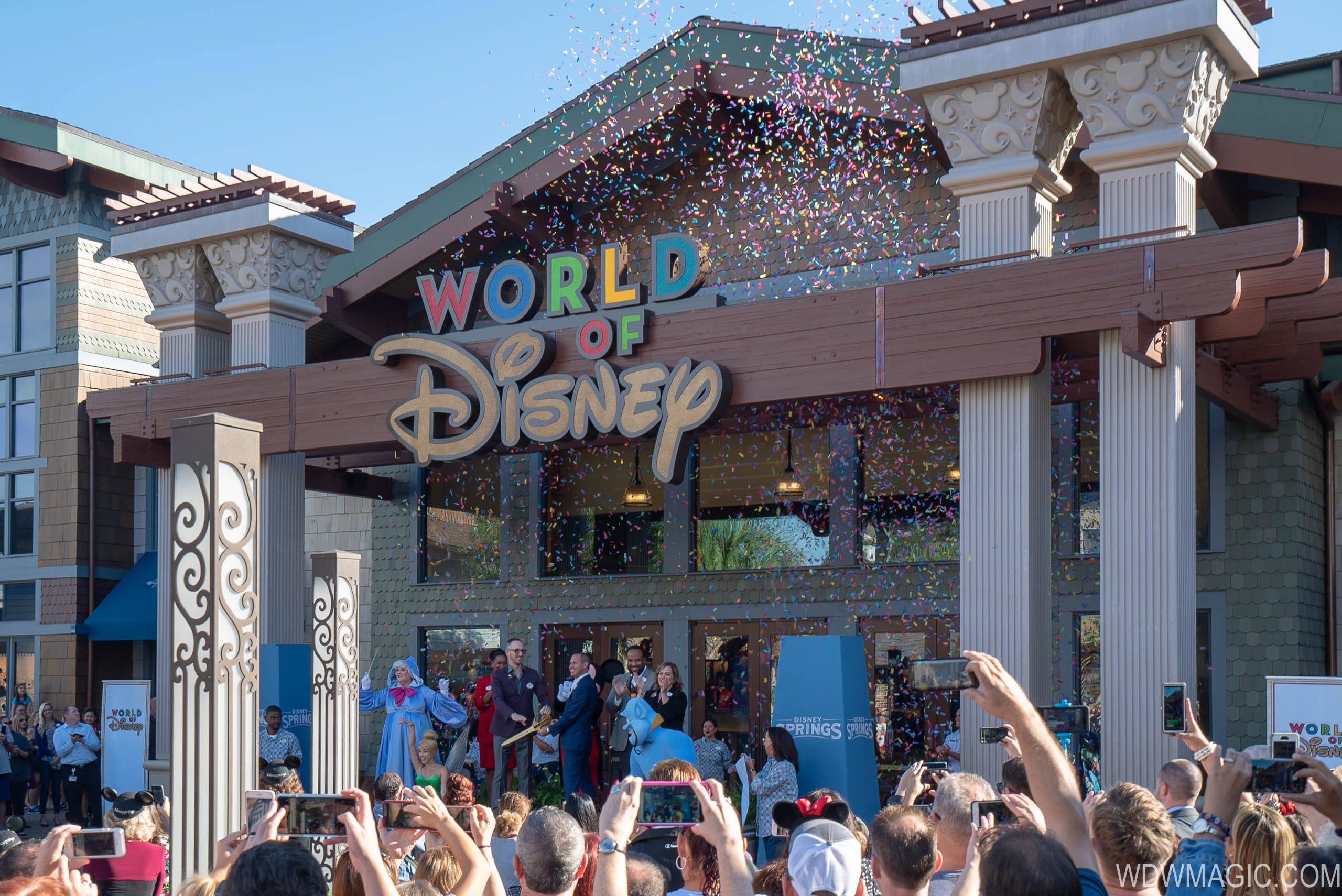 World of Disney Grand Reopening