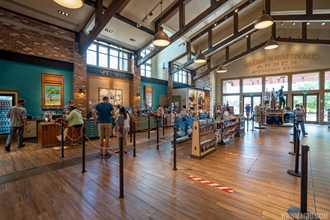 PHOTOS - A look inside World of Disney at Disney Springs with new social distancing measures
