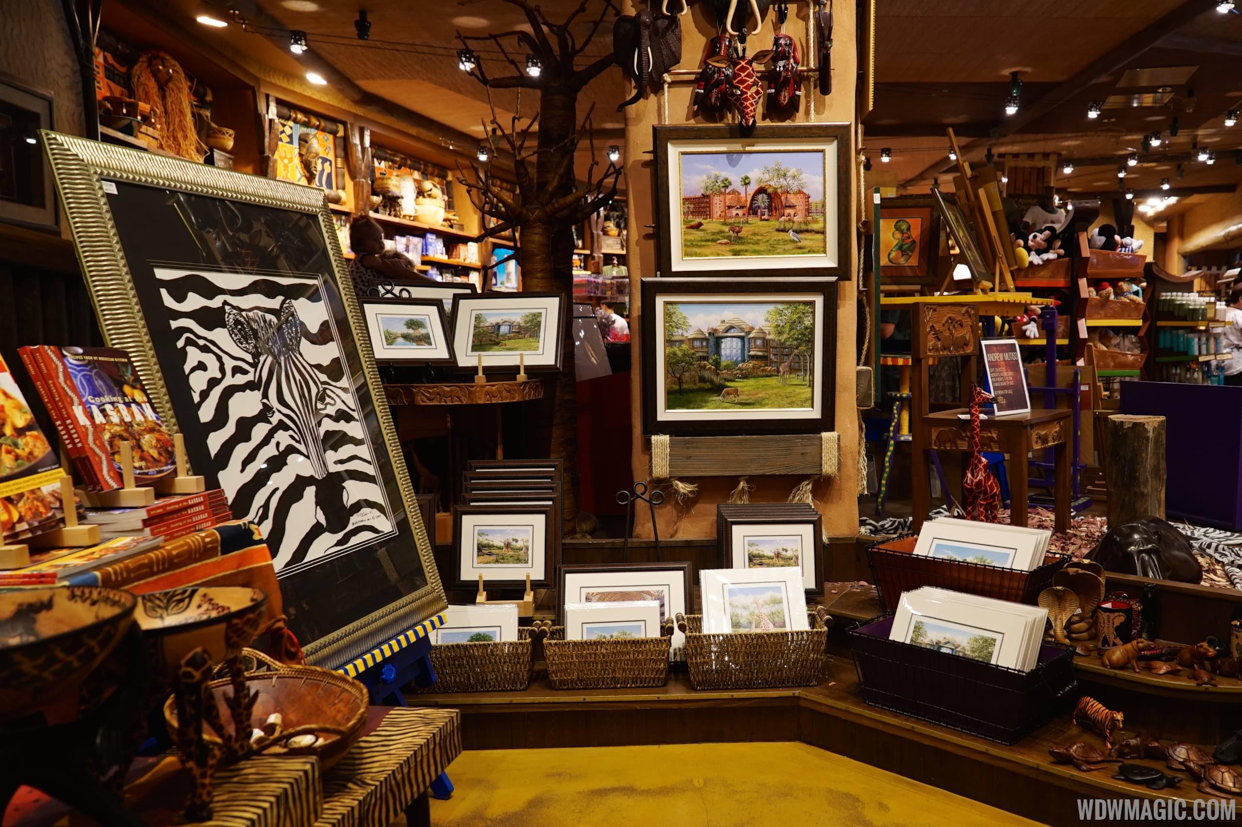 Zawadi Marketplace overview