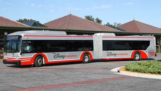 Disney to begin testing an electric bus this summer