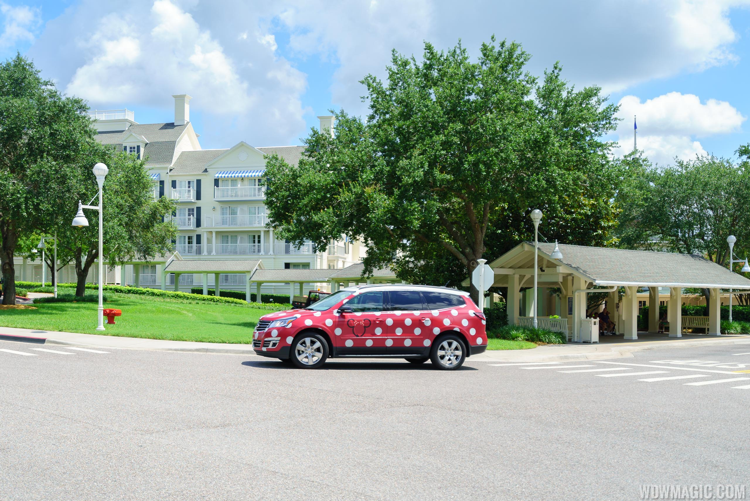 Minnie Van Service overview