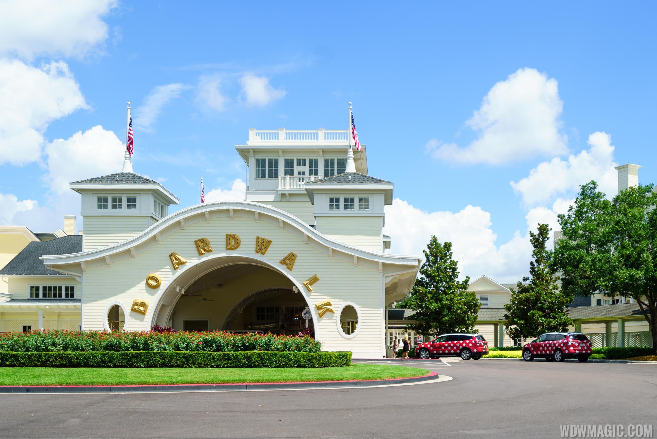 Disney's BoardWalk Inn will reopen in July 2021