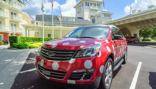 Disney Minnie Van service now available at more Walt Disney World Resort hotels