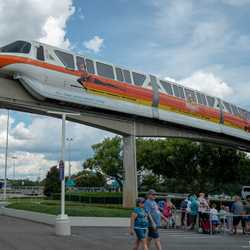 Monorail Incredibles 2