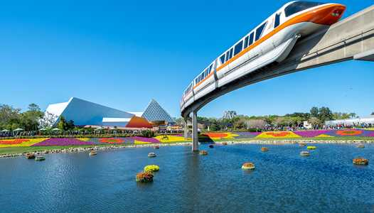 Walt Disney World monorail system to begin limited service from July 11