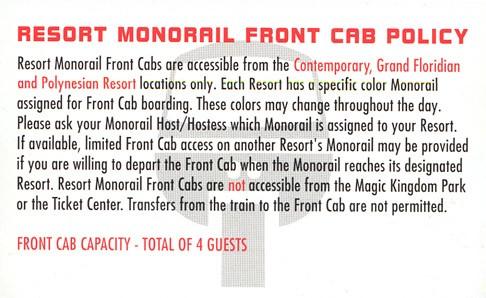 Monorail co-pilot license