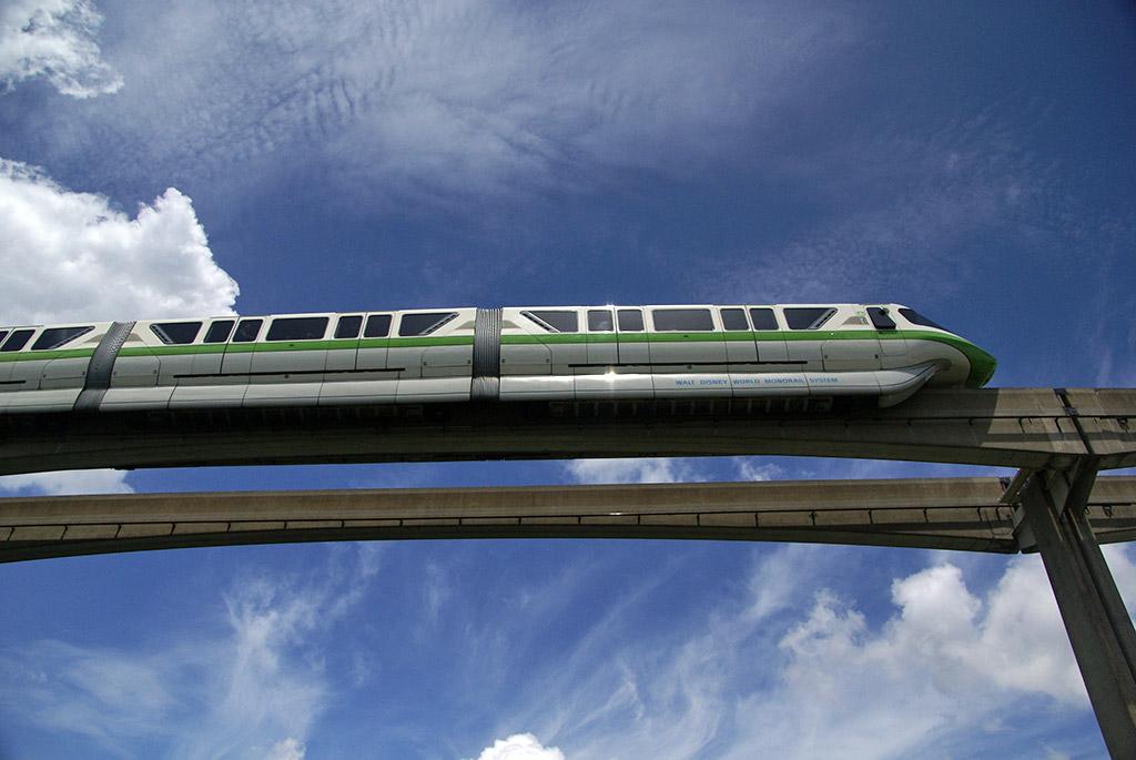 Monorail Green