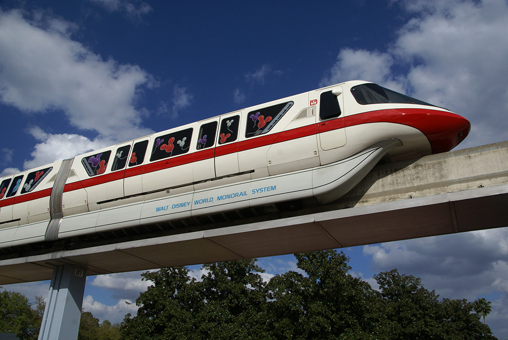 Monorail Red