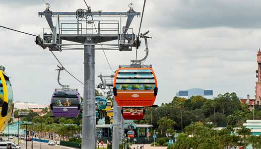 Disney Skyliner operational information