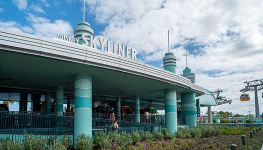Disney Skyliner resumes operation today