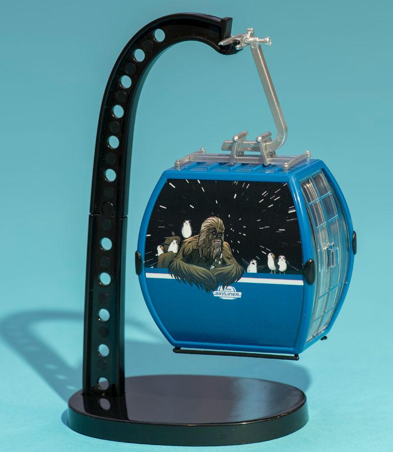 Disney Skyliner model