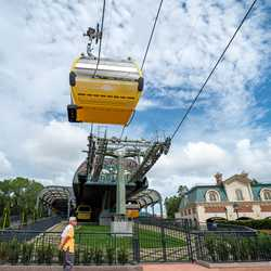 Disney Skyliner closed