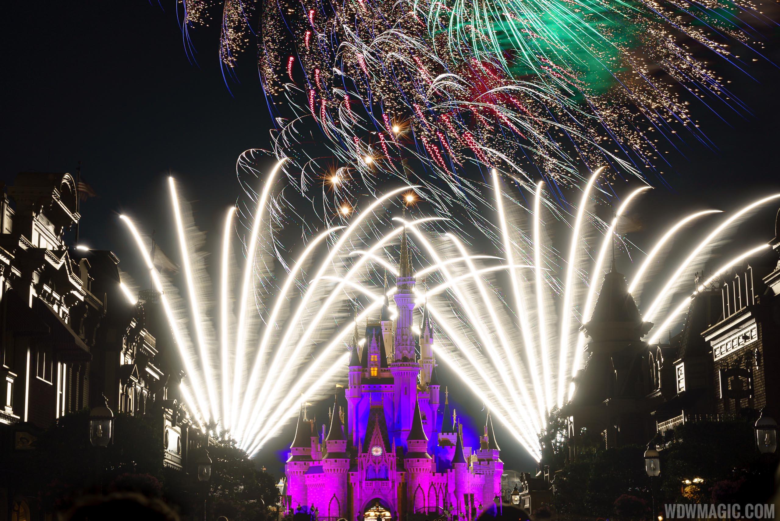 The Biggest and Best Walt Disney World Firework Shows
