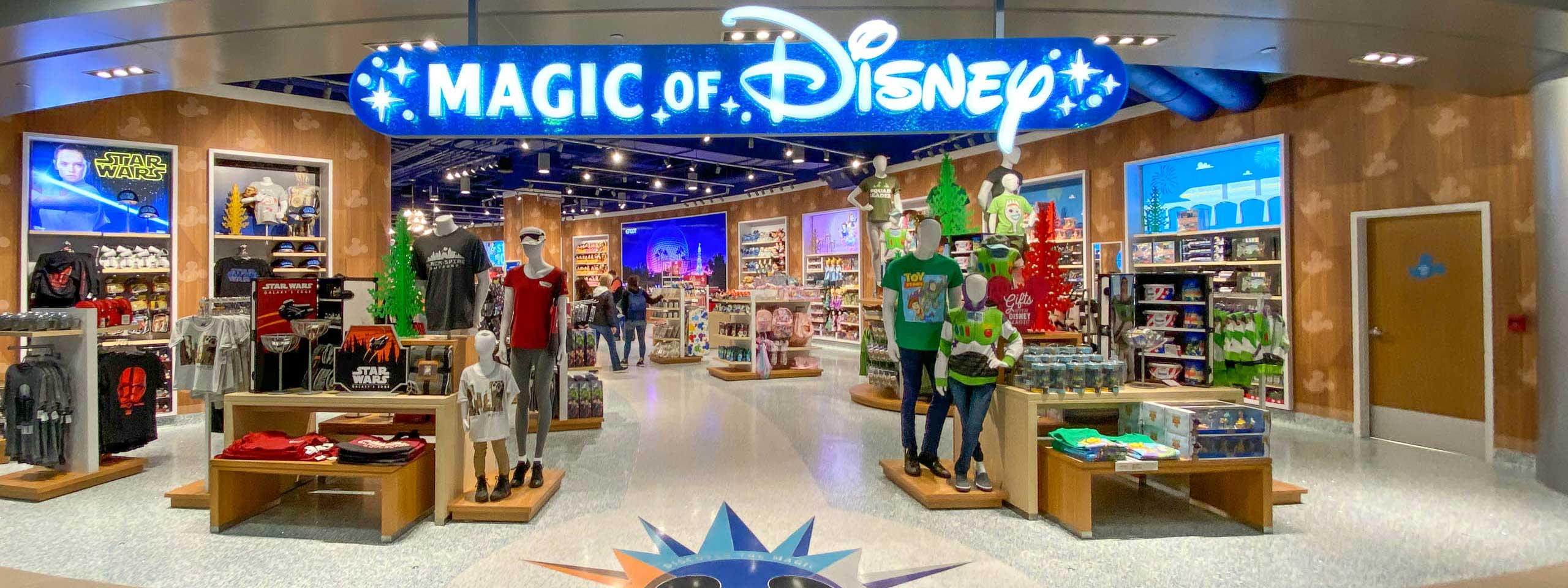 Disney announces it will close 20 percent of its Disney Store locations by the end of 2021