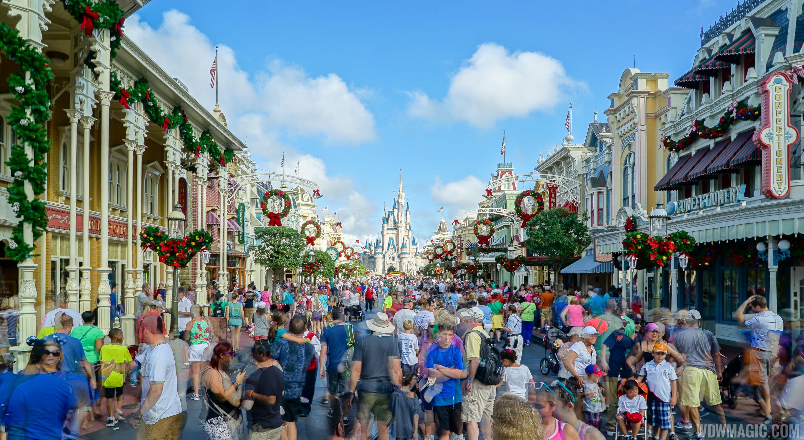Main Street U.S.A. Holidays