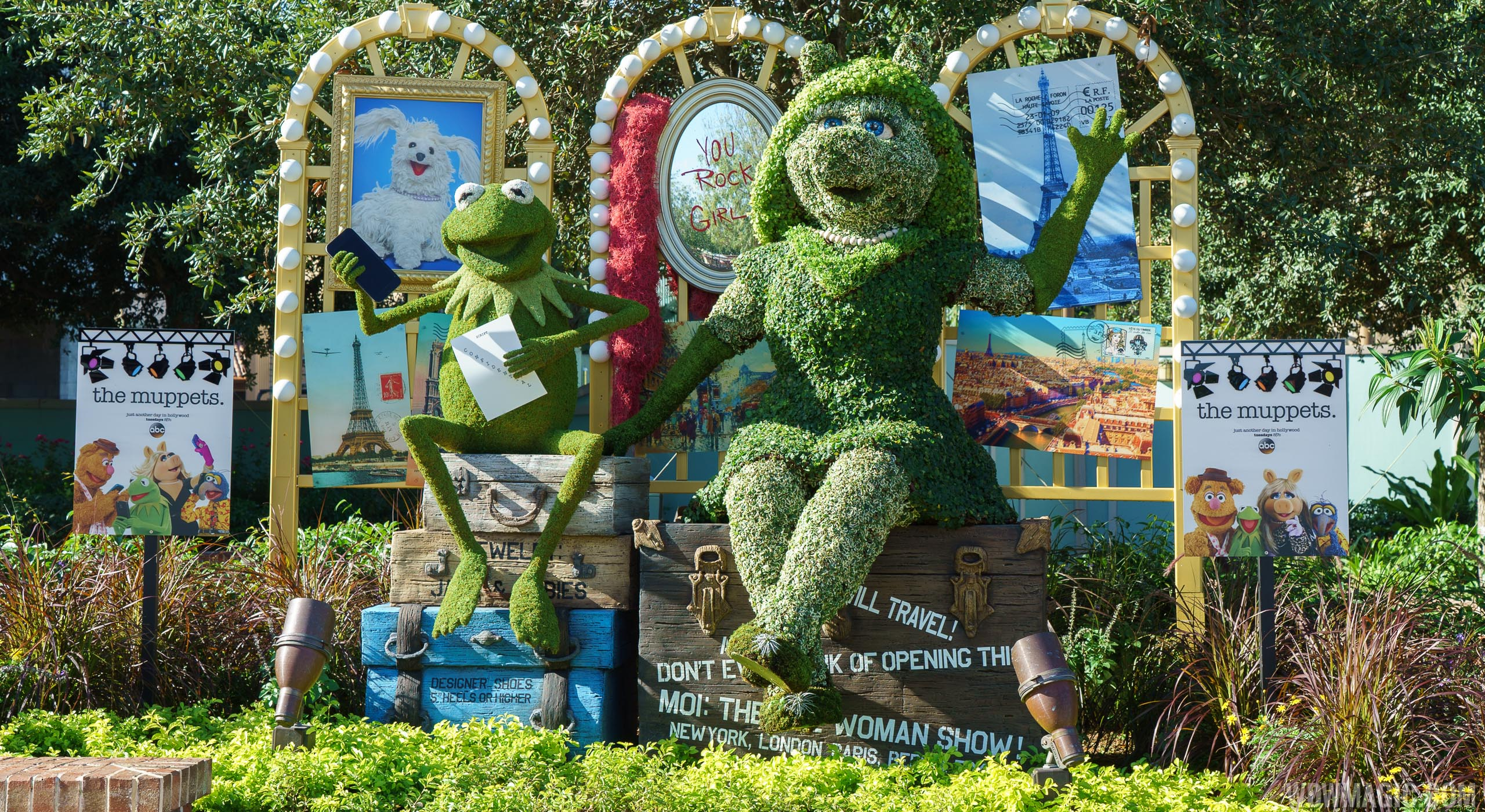 ABC The Muppets at Disney Springs