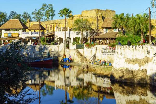 Harambe Port of East Africa