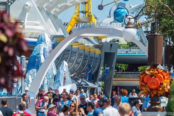 Tomorrowland 2020 at the Magic Kingdom