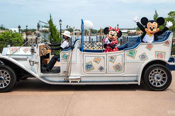Mickey and Friends World Tour