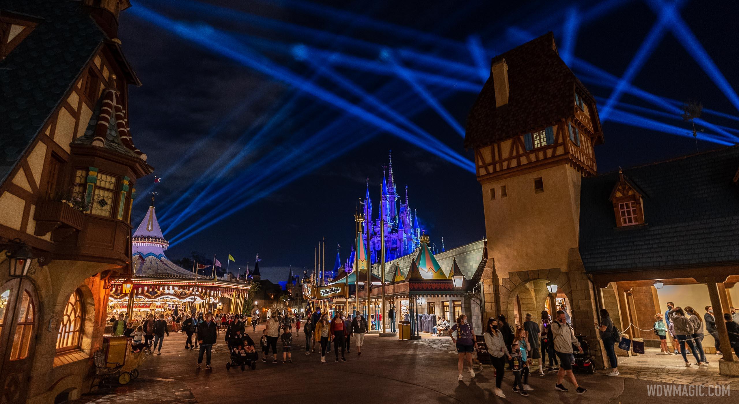 Magic Kingdom Holidays 2020