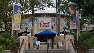 Beauty and the Beast - Live on Stage closing for refurbishment later this month