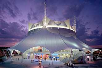 Cirque du Soleil files for bankruptcy and terminates 3480 employees