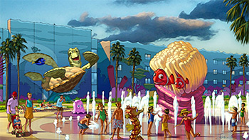 Disney S Art Of Animation Resort To Create 1550 Jobs