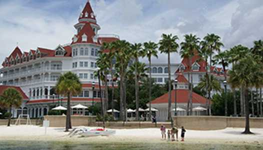 Grand Floridian Resort to Magic Kingdom walkway to become a reality?