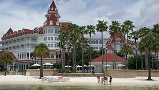 Grand Floridian Resort to Magic Kingdom walkway to become a reality?