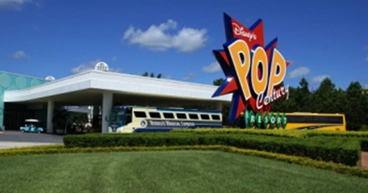 Disney S Pop Century Resort