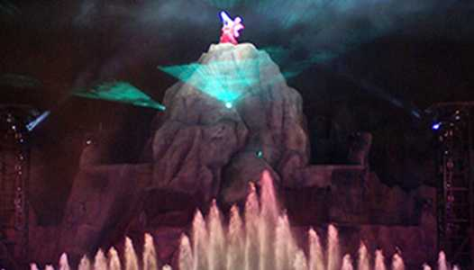 Fantasmic! closing for refurbishment this week
