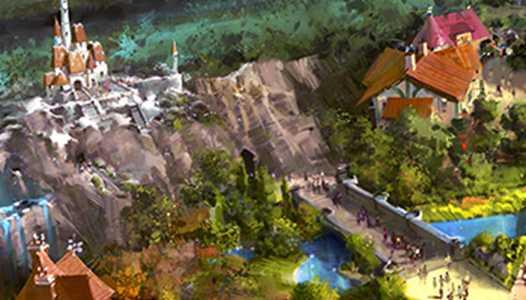 VIDEO - Walt Disney Imagineering talk Seven Dwarfs Mine Train Coaster