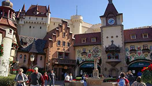 New entertainment 'Durch and Durch' coming to Epcot's Germany pavilion