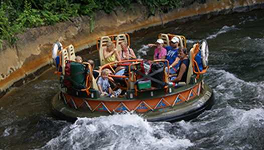 Kali River Rapids scheduled for refurbishment in the new year