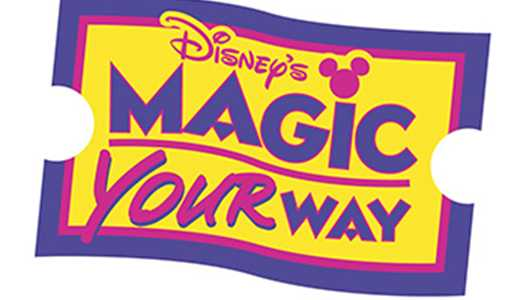 New 4-Park Magic Ticket offers special pricing to visit Walt Disney World including NBA Experience and water parks
