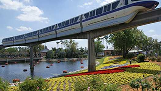 Walt Disney World Monorail system to operate on revised schedule from September 1