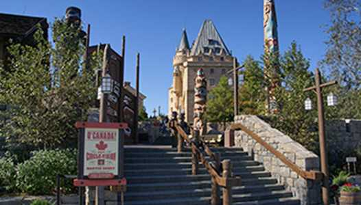 New movie coming to O Canada in Epcot's World Showcase