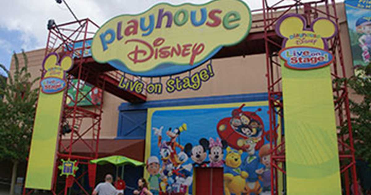 Playhouse Disney Live on Stage
