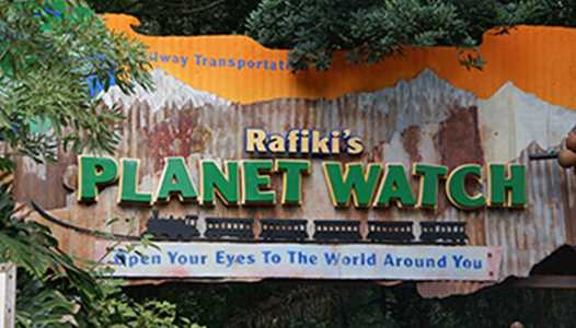 Rafiki's Planet Watch to permanently close in October