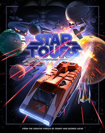 Star Tours - The Adventures Continue News