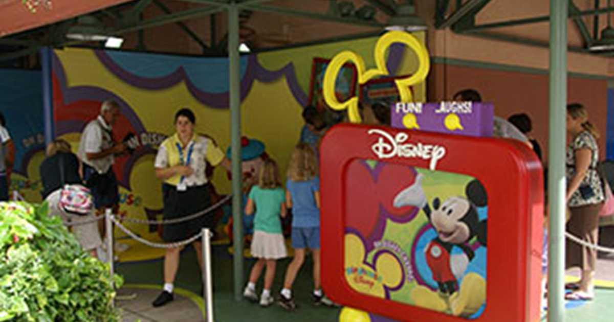 Stars Of Playhouse Disney