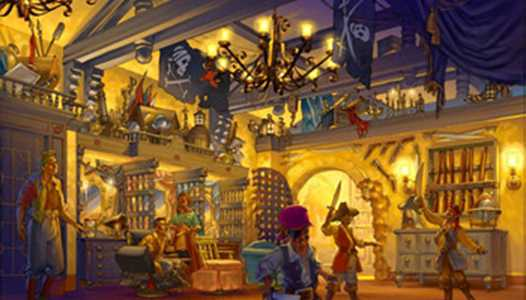 The Pirates League at Magic Kingdom to close this summer