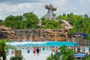 Disney H2O Glow at Disney's Typhoon Lagoon returns for 2019